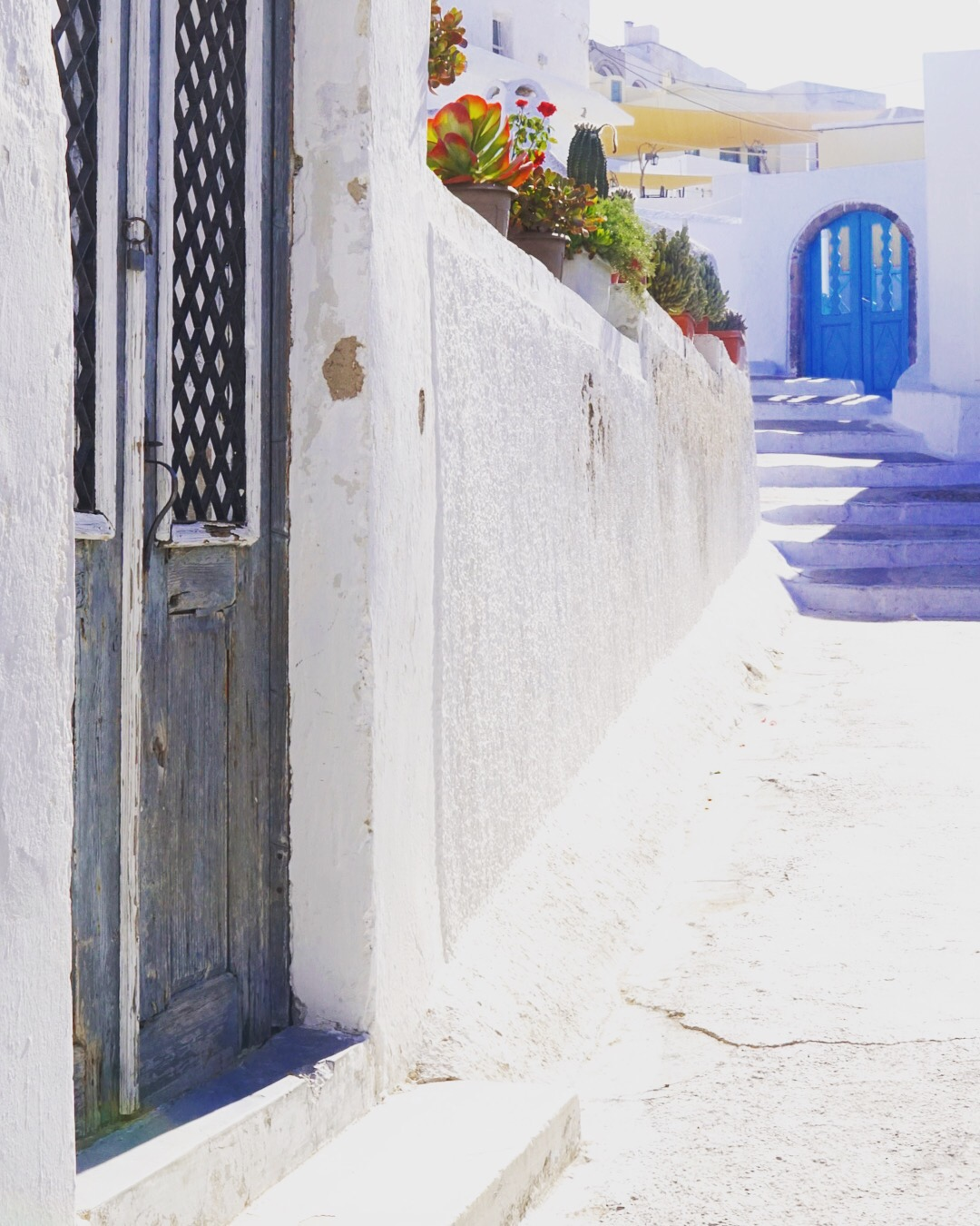Beautiful Doors in Pyrgos